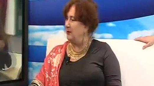 Intervista Tamara Malleo Milano Sipario Telelombardia