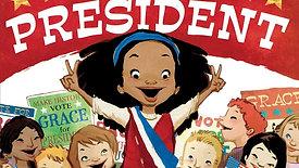GEM Reading Series: Grace for President