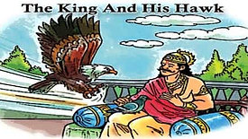 GEM Reading Series: The King and His Hawk