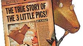 GEM Reading Series: The True Story of the Three Little Pigs