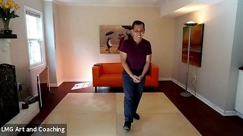 "Intermediate Tango Online Lesson with Marcelo ""El Chino"" Gutierrez"