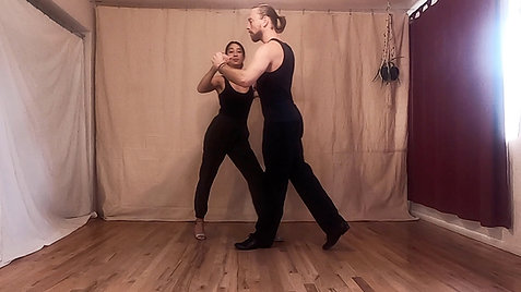 THE CLASSIC 5 TANGO SEQUENCES: LESSONS 1-5