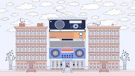 Radio Apartment