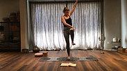 Kurze Yoga Pause für zwischendurch