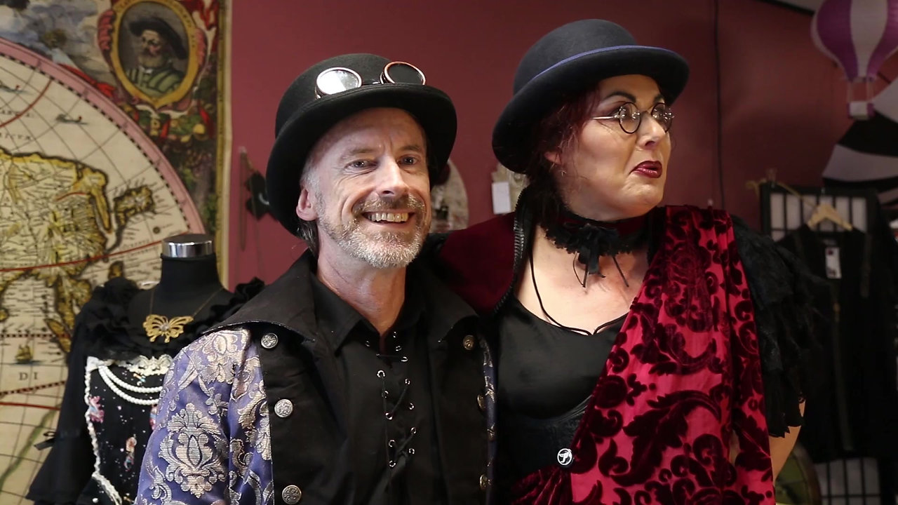 Steampunk: A Do It Yourself Society