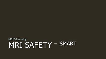 MRI safety-smart