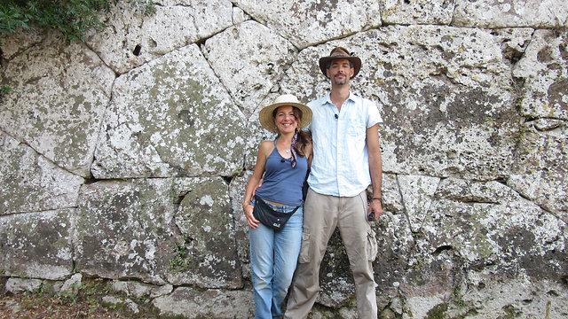 Mura poligonali d'Italia