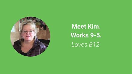 Meet Kim. | Bring SpectraSpray to work.