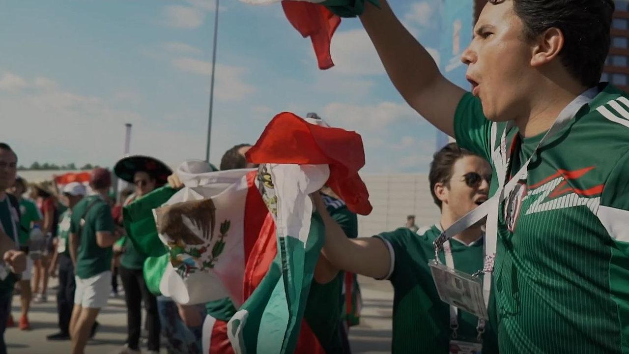 MÁS DE 5,000 MEXICANOS NOS PUSIMOS LA VERDE