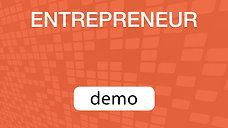 GoVenture Entrepreneur Demo Video for Instructors