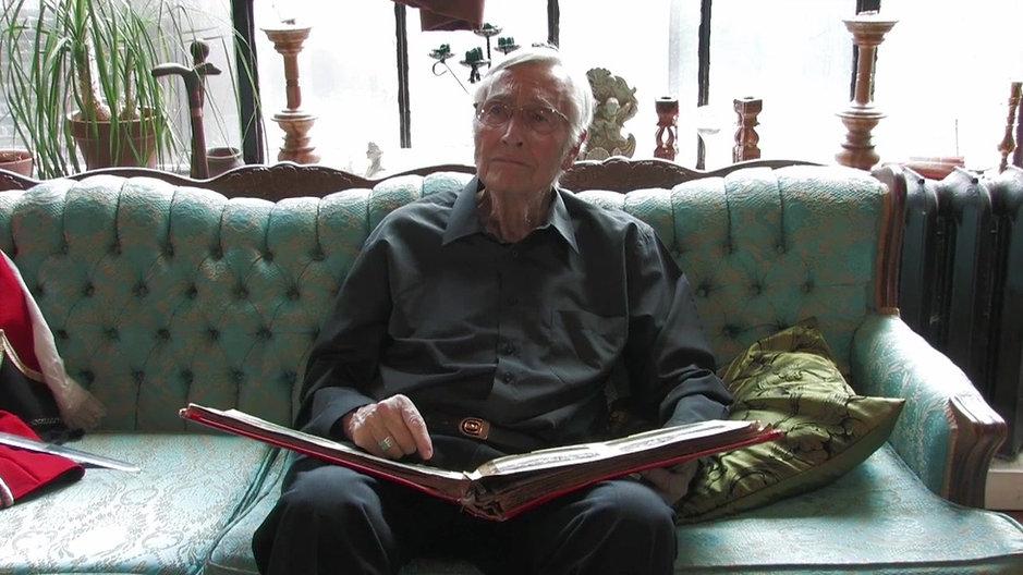 John Neville clip - Music by Maningham Park
