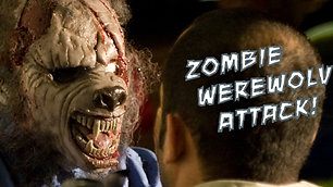 Zombie Werewolves Attack Feature Trailer