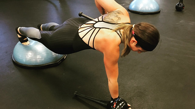 SwingFitt Total Body Workout