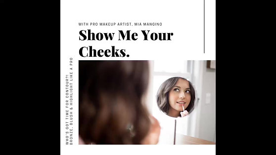 Show Me Your Cheeks