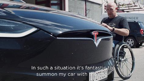 Das Tesla-Fahrgefühl