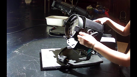 Parts of a Fresnel