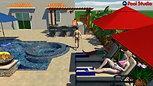 3D Pool Design #8