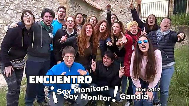 ENCUENTRO Monitores GANDIA 2017