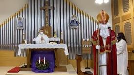 Sv. omša ku cti sv. Mikuláša