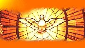 Slávnosť zoslania Ducha Svätého nedeľná sv. omša