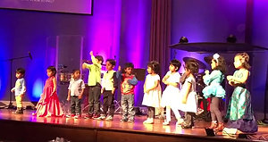 Easter Service - Kids Performance