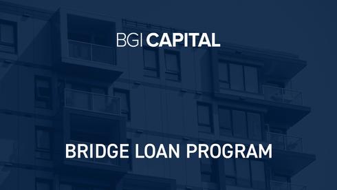 Bridge Loan Program