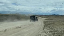 Travesía Desierto de La Tatacoa parte 2
