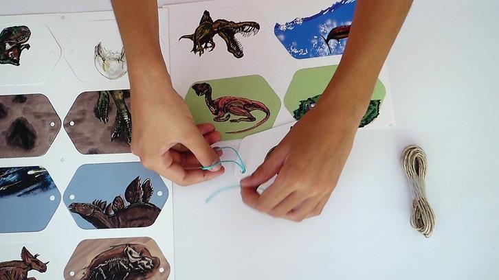 thaumatrope  dinozorlar
