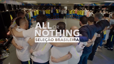 All or Nothing: Brazil Copa América - Teaser