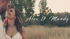 Alex  & Mandy Official Wedding Film