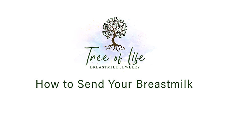 How to Send Your Breastmilk