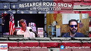 Research Revolution Friday with George Webb & D-Kode