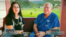 Interview with Dr. Denton Hardie