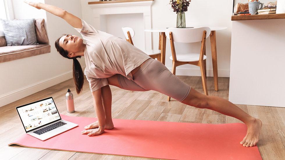 Live Interactive Yoga Classes