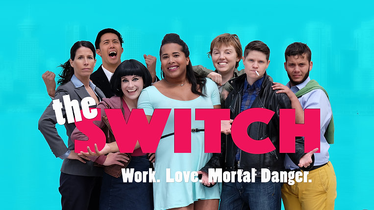 The Switch - Work. Love. Mortal Danger. Official Trailer and More