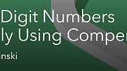 Add 3-Digit Numbers Mentally Using Compensation