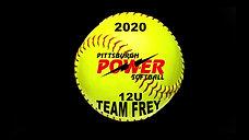 PITTSBURGH POWER 12u 2020 VIDEO