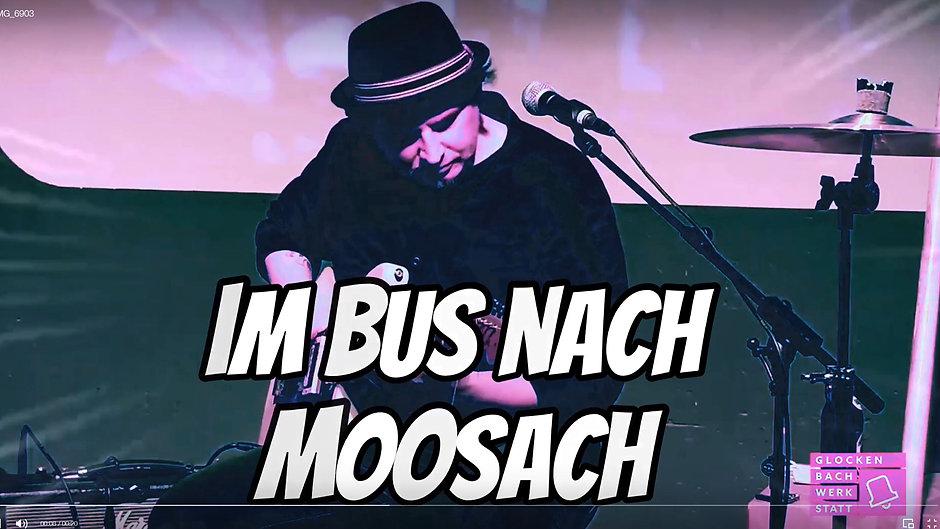 Im Bus nach Moosach
