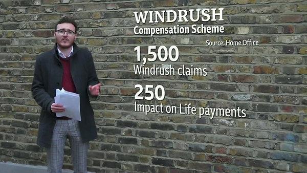 Windrush Compensation Scheme