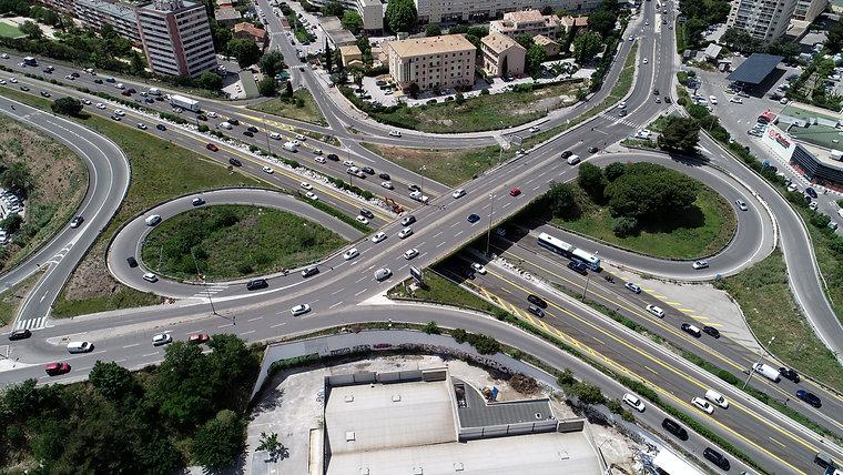 Projet d'élargissement de l'A57 - Vinci Autoroutes