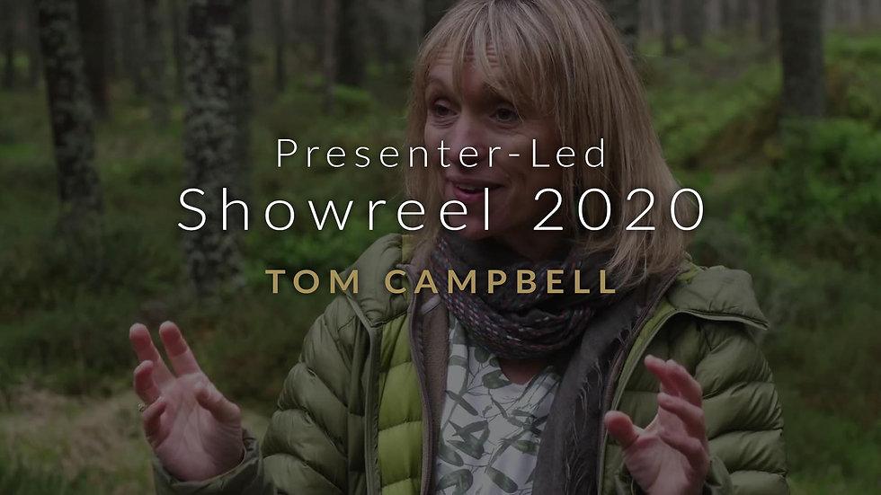 Presenter-led Showreel - Tom Campbell
