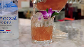 Cocktail Creators: Forget Me Not x She's Tropical
