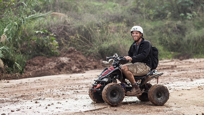 30 KM/H - An Israeli Adventure Film | Trailer