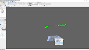 点群・地形モデルへ写真を貼付