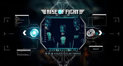 19.01.19 / Rise of Fight / France