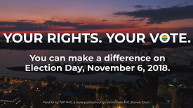 Your Rights. Your Vote.