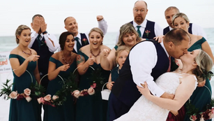 Haylee + Jonathan // Henderson Beach // Destin Wedding