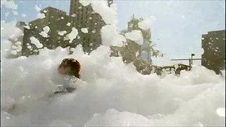"""Sony """"Foam City"""" Ad (Re-score)"""