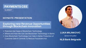 15. Exploring new Revenue Opportunities through Blockchain Innovation