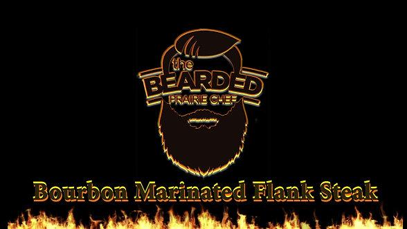 Josh Miller Bourbon Marinated Flank Steak
